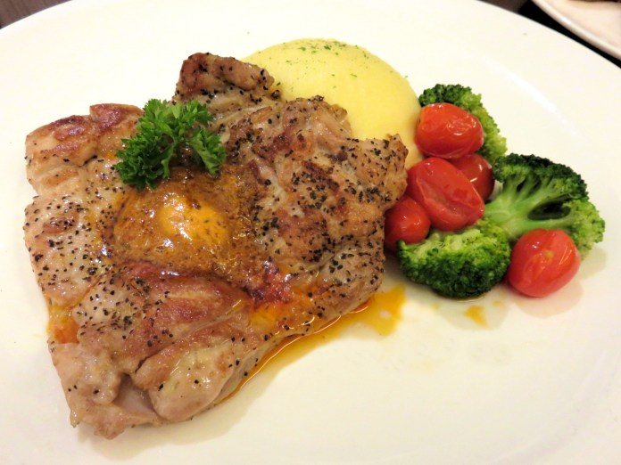Swensen's - Sambal Butter Chicken