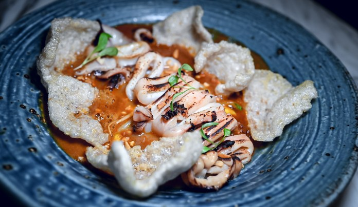 Laut Singapore - Squid Gado - Coffee And Cravings