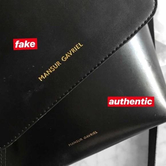 How To Authentic Mansur Gavriel | CoffeeAndHandbags.com