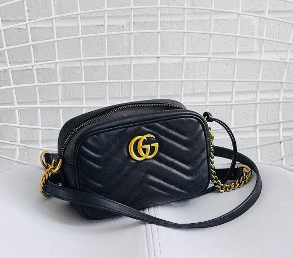 Gucci Marmont Camera Bag