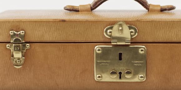 Louis Vuitton Epi Tea Case 1926