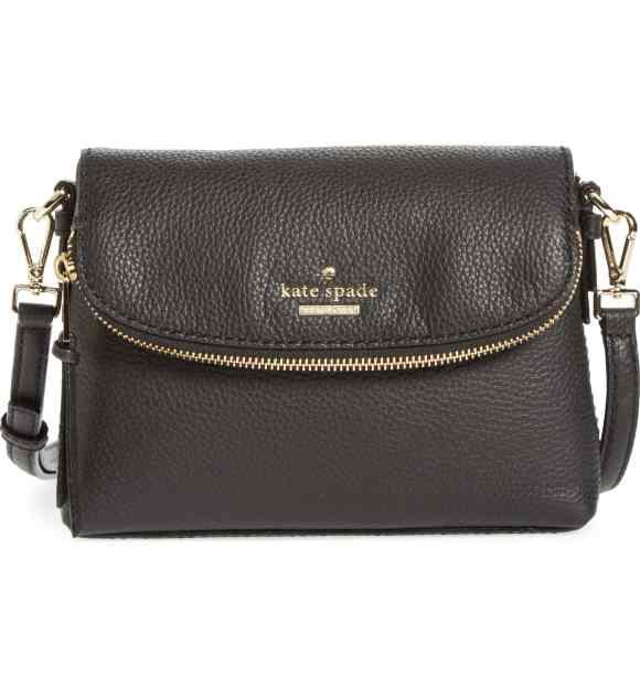 Kate Spade Jackstron Street Small Harlyn Crossbody Bag