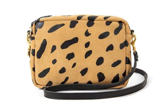 Clare V Jaguar Print Midi Sac Camera Bag Camera Bag Under $500