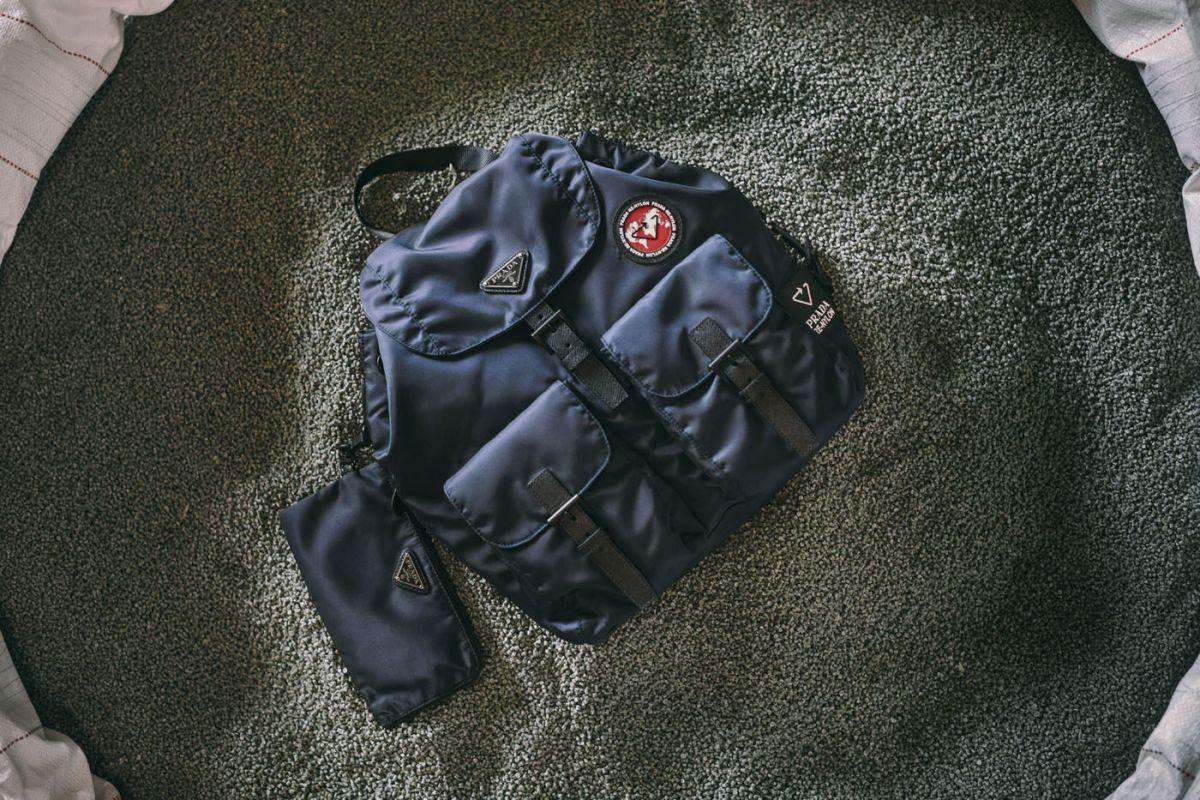 Prada ReNylon Backpack Sustainable Luxury