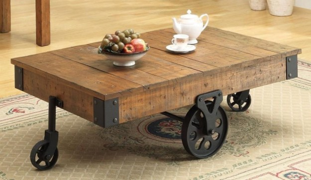10 amazing coffee table ideas you will want to have