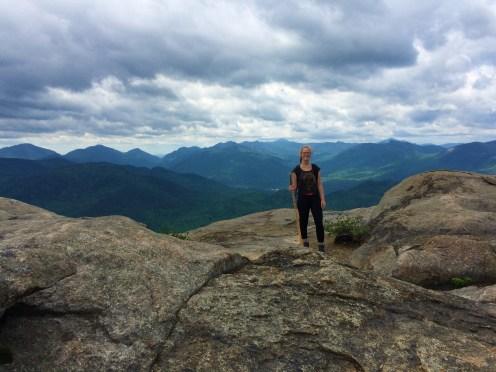 hurricane mountain, adirondacks, hiking, lake placid, lake champlain, upstate new york