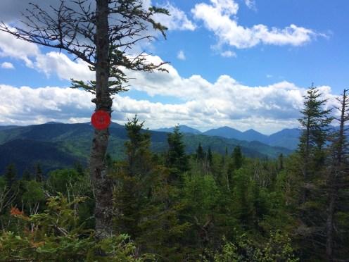 hurricane mountain, adirondacks, hiking, upstate new york