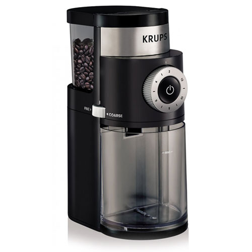Krups GX5000 Professional Electric Coffee Burr Grinder