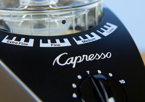Capresso Coffee Machine