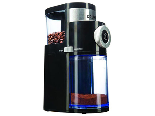 Krups GX5000 Burr Grinder Review