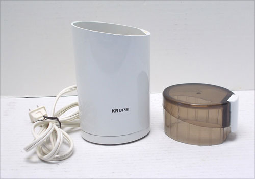 Krups Coffee Grinder White