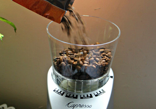 Jura Capresso Coffee Grinder Reviews