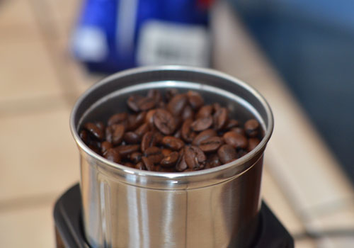 MIRA Coffee and Spice Grinder