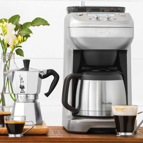 Breville the grind control coffee maker reviews