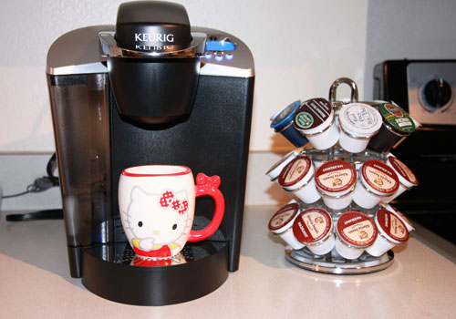 Keurig K65 and K60 Special Edition Brewer