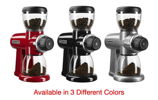 KitchenAid Coffee Bean Grinder Review