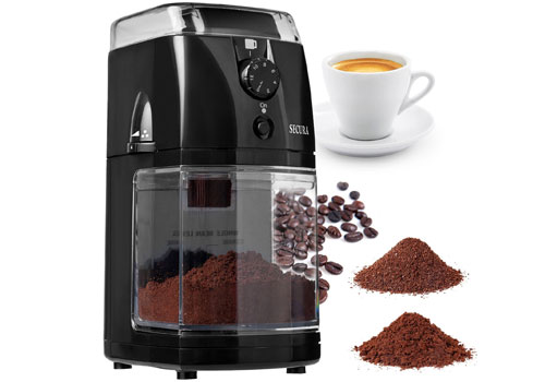 Secura burr coffee grinder