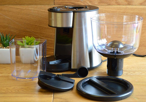 Mr. Coffee grinder review