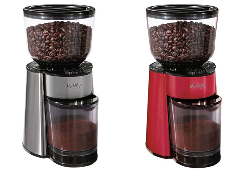 Mr. Coffee BVMC-BMH23 Grinder review