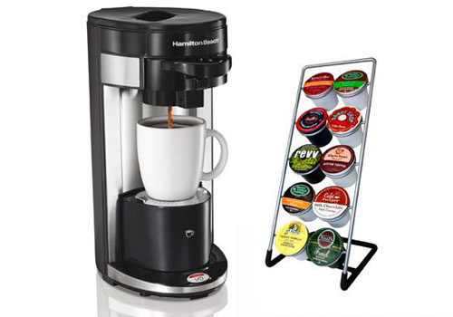 Hamilton Beach single serve coffee maker review