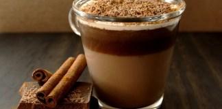 шоколаный кофе