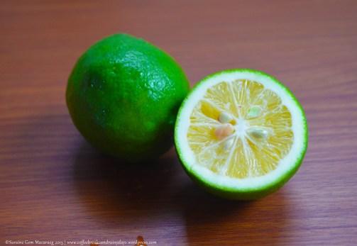 Juicy Limes!