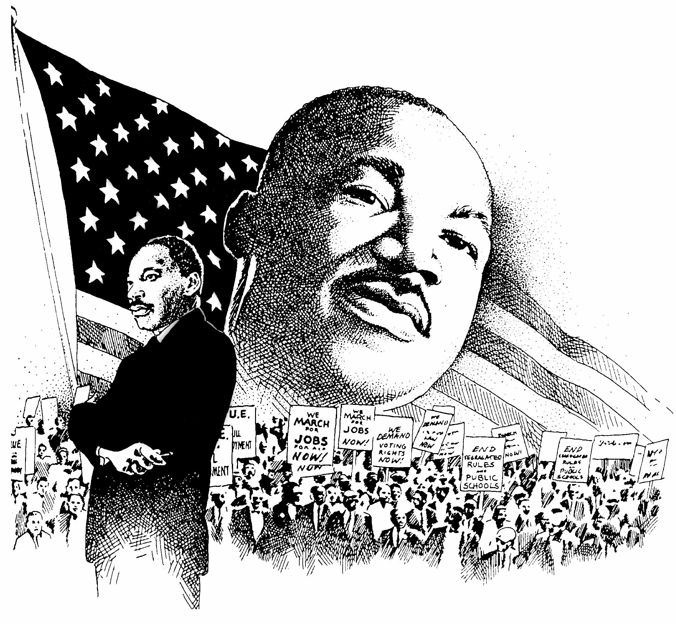 Dr Martin Luther King Jr Birthday Overlooked