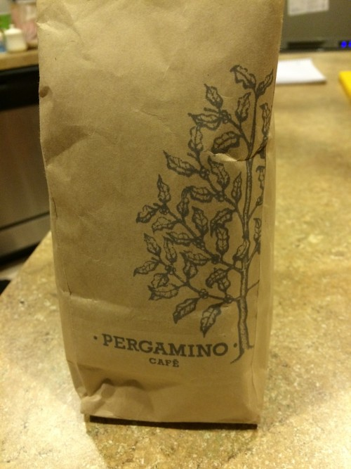Review: Pergamino Cafe, Finca Loma Verde (Medellin, Colombia)