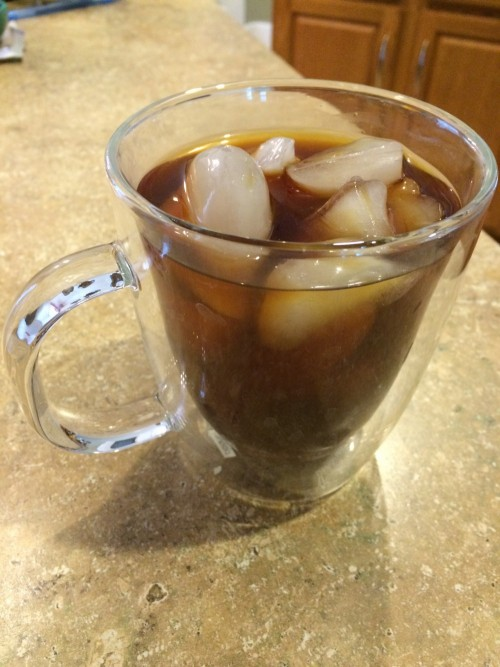 Experiment: Making cold-brew coffee with a french press