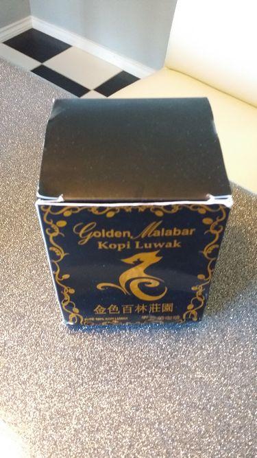 Review: Golden Malabar Kopi Luwak (Indonesia)