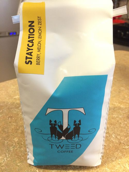 Review: Tweed Staycation Ethiopian Blend (Dallas, Texas)