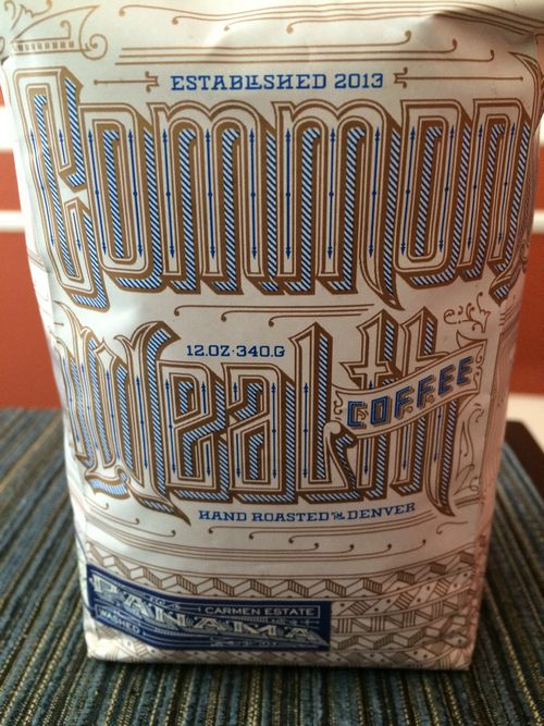 Review: Commonwealth Coffee Panama Carmen Estate (Denver, Colorado)