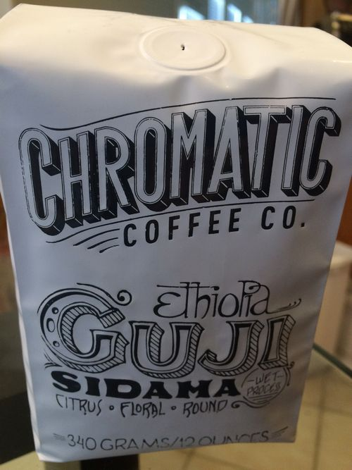 Review: Chromatic Ethiopia Guji Sidama (San Jose, California)