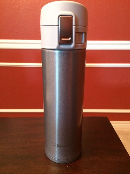 Review: Zojirushi 16-oz Stainless Steel Mug