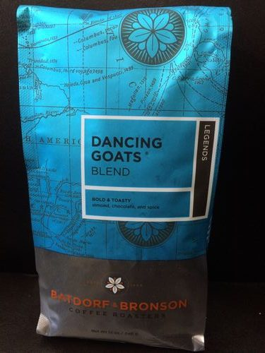 Review: Batdorf and Bronson Dancing Goats Blend (Atlanta, Georgia)