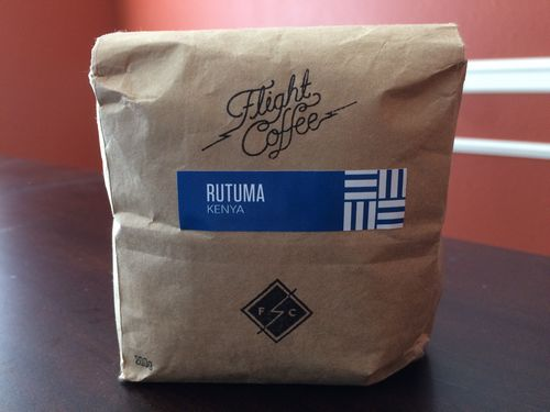 Review: Flight Coffee Kenya Rutuma (Wellington, New Zealand)