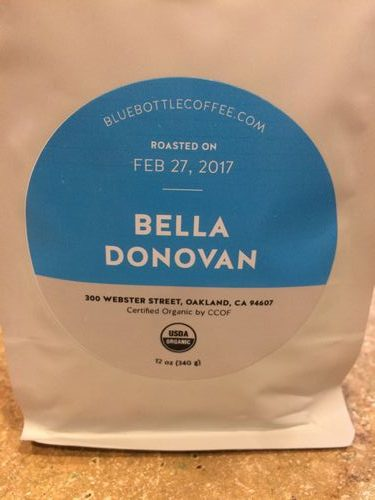 Review: Blue Bottle Coffee Bella Donovan (Oakland, California)