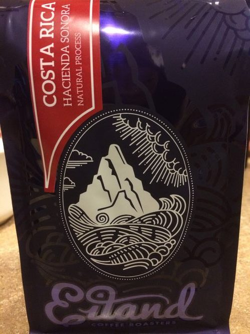 Review: Eiland Coffee Costa Rica Hacienda Sonora (Richardson, Texas)