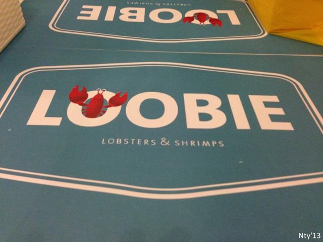 Loobie Lobster 1