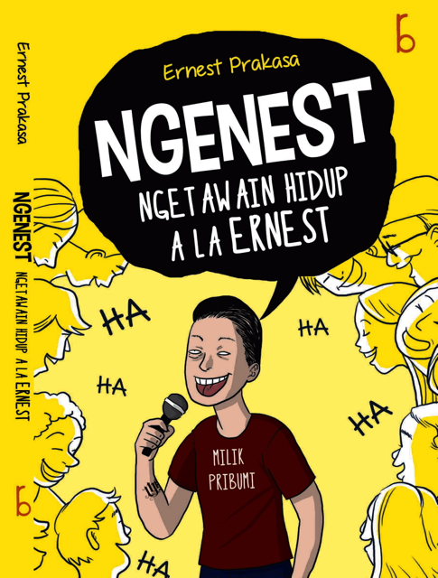 Ngenest Cover Depan