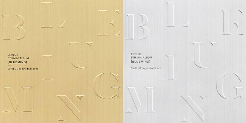 CNBLUE - Blueming A & B