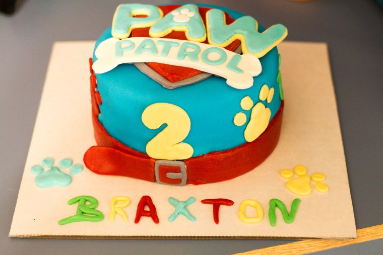 Diy Paw Patrol Birthday Party Coffee Chaos And Giggles