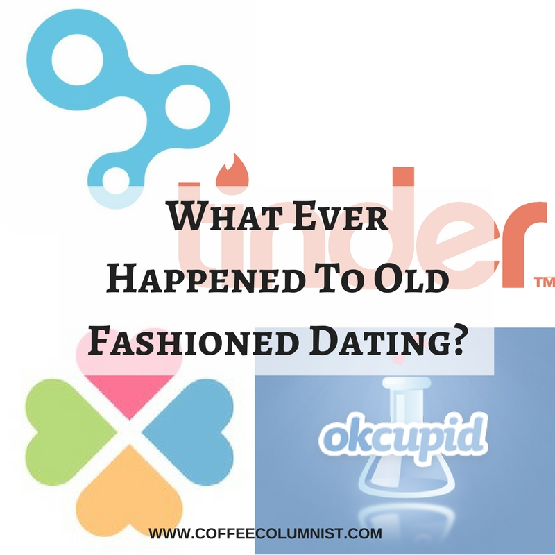 What Ever Happened To Old Fashioned Dating?