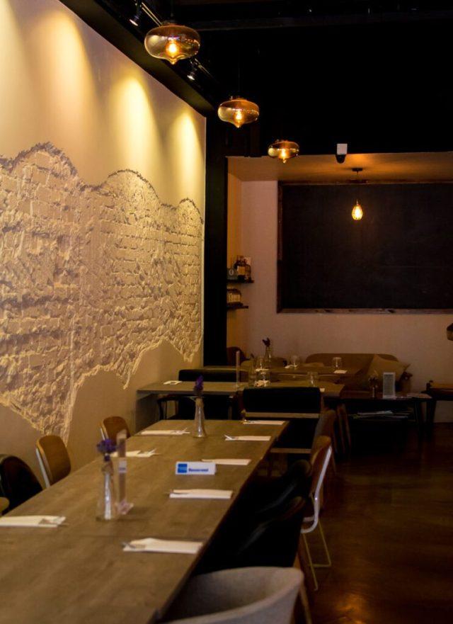 Bridge Restaurant Bar