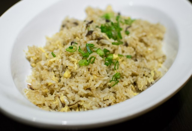 STREET 50 Egg Buffet—XO Fried Rice with Crab Meat