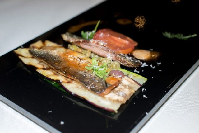 Stellar at 1-Altitude: Kokumi Constellation — Japanese sardine