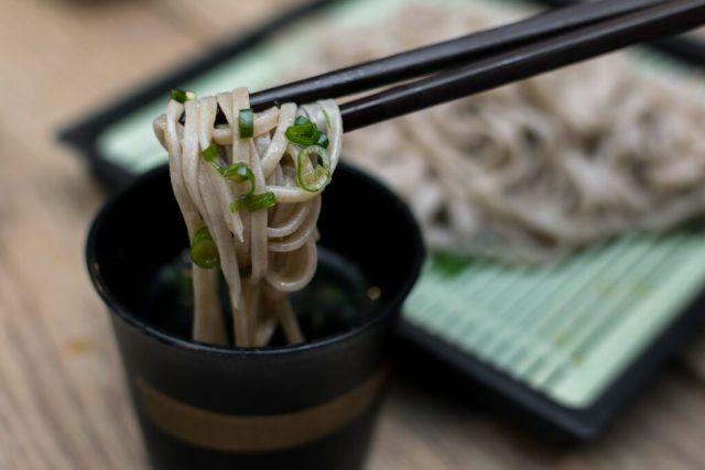 Japan Foods Garden — Zaru Soba