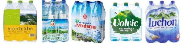meilleur eau minérale et eau de source pour machine à café