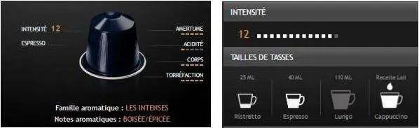 acheter de capsules nespresso kazaar