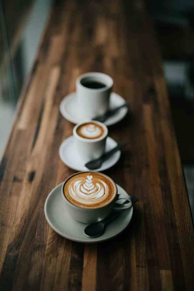 Latte Macchiato Coffee